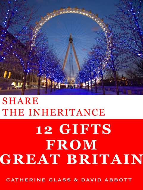 12 Gifts The London Eye