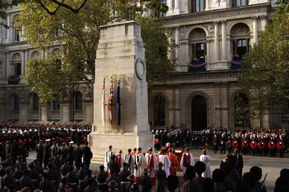 Cenotaph in London