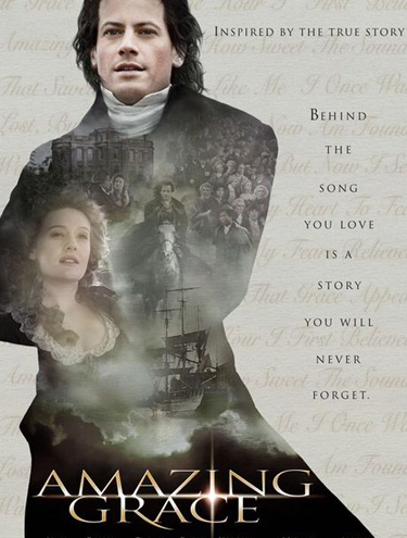 Wilberforce - the Amazing Grace movie poster
