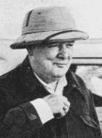 Churchill in siren suit
