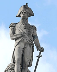 Statue of Nelson