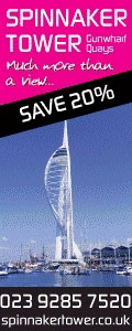 Spinnaker Tower 20% Discount Smart save