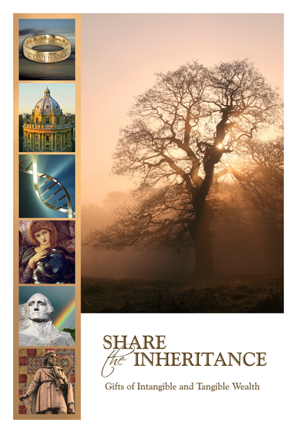 Share the Inheritance book cover