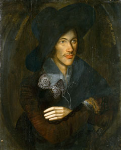 John Donne in his twenties